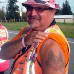 pink ribbon harley tattoo