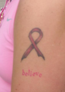 Pink ribbon tattoos archives my pink ink my pink ink for Pink ink tattoo